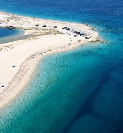 #vacation  in #Maldives ? NO! #lefkada  is the new Maldives! #comment us your favorite #beach .... #travel #holiday #summer #instapic #nofilter #relax #paradise #turquoise