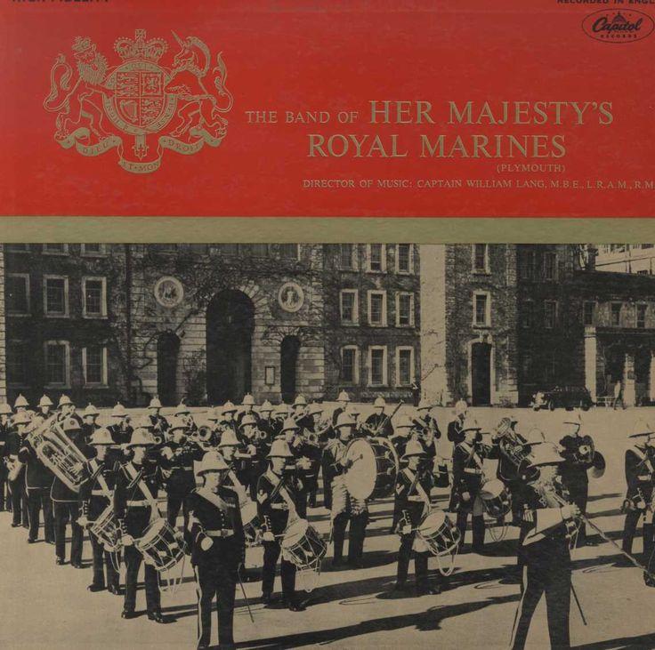 Band Of H.M. Royal Marines Plymouth - The Band Of Her Majesty's Royal Marines (Plymouth)