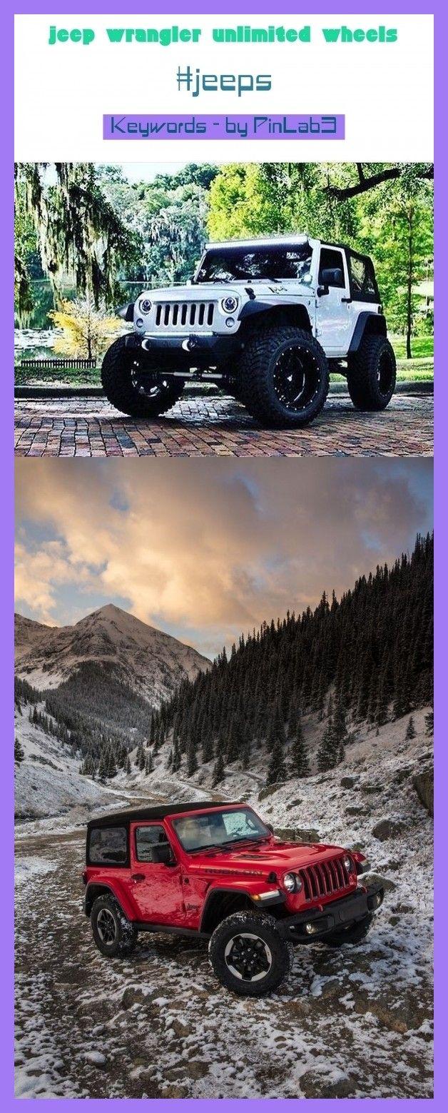 Jeep Wrangler Unlimited Wheels Jeep Wrangler Unlimited Wheels