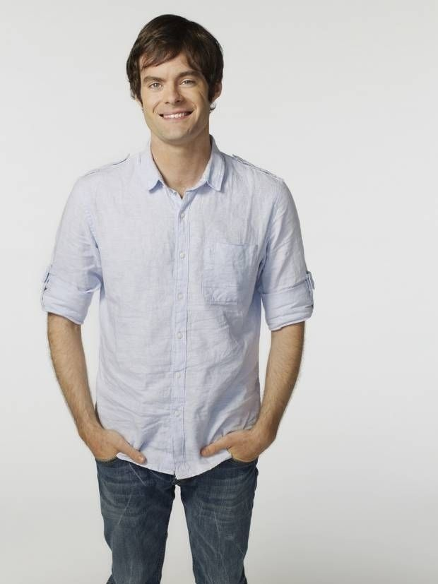 16 Reasons Bill Hader Is The Coolest Celebrity Ever