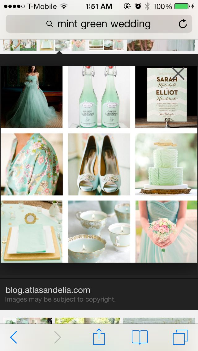 #wedding #future #mint #green #love