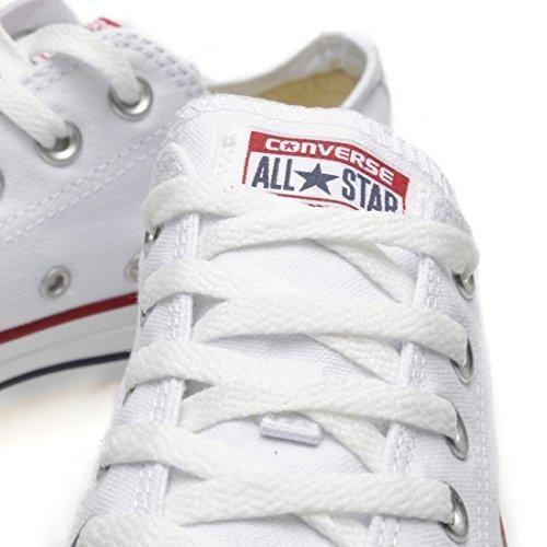 Oferta: 69.81€. Comprar Ofertas de Converse Chuck Taylor All Star OX Zapatillas deportivas (color blanco) barato. ¡Mira las ofertas!