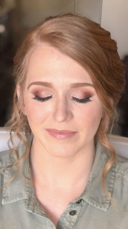 Glam makeup in 2020 vegas hair las vegas wedding hair
