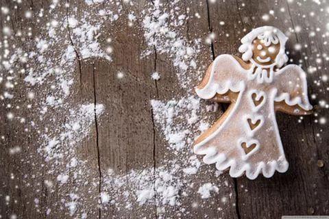 christmas cookies angels: 14 тыс изображений найдено в Яндекс.Картинках