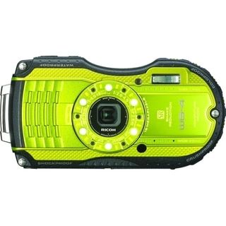 Pentax WG-4 16 Megapixel Compact Camera - Lime