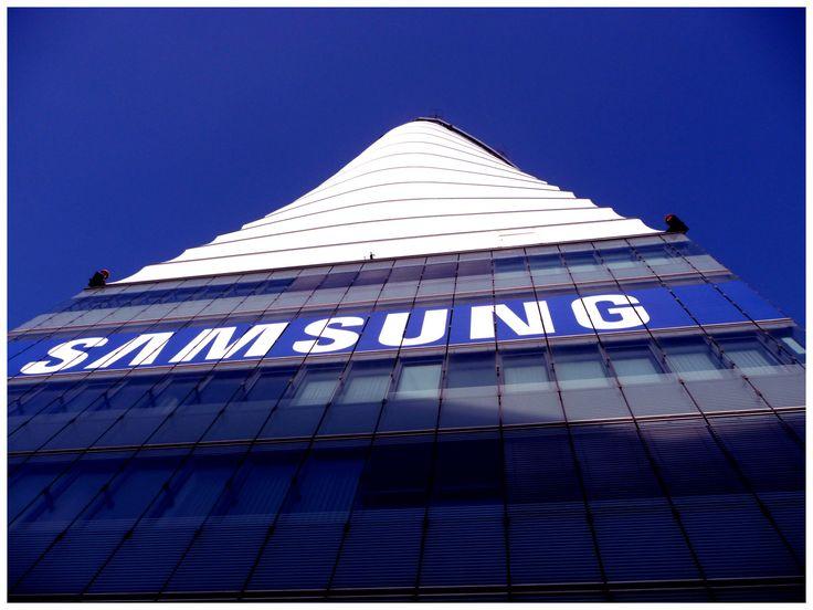 Samsung Pour atteindre les sommets Samsung Plus Haut ... Plus Vite ... Plus fort ... Atteindre... l'impossible ... Bien à toi !