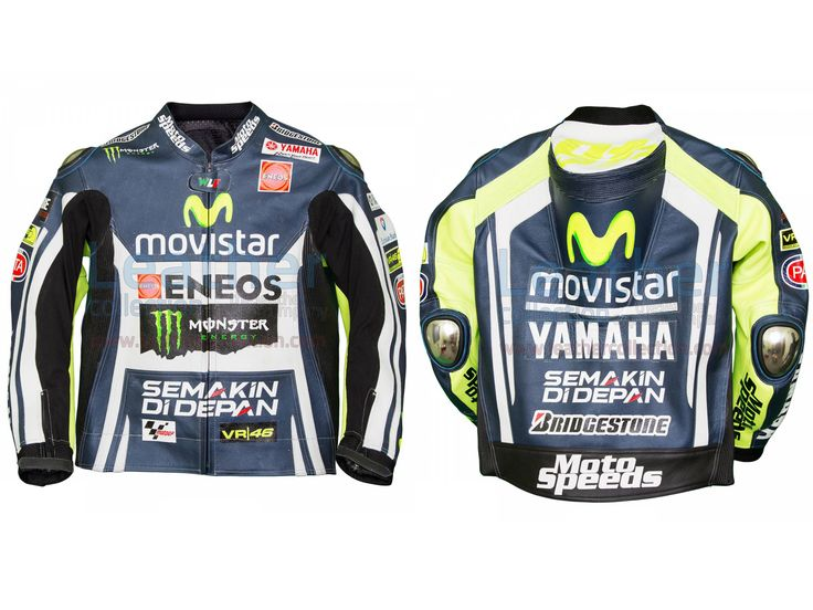 Valentino Rossi Movistar Yamaha M1 Leather Jacket  https://www.leathercollection.com/en-we/valentino-rossi-movistar-yamaha-m1-leather-jacket.html  #Movistar_Jacket, #Valentino_Rossi_Leather_Jacket, #Valentino_Rossi_Movistar_Yamaha_M1_Leather_Jacket