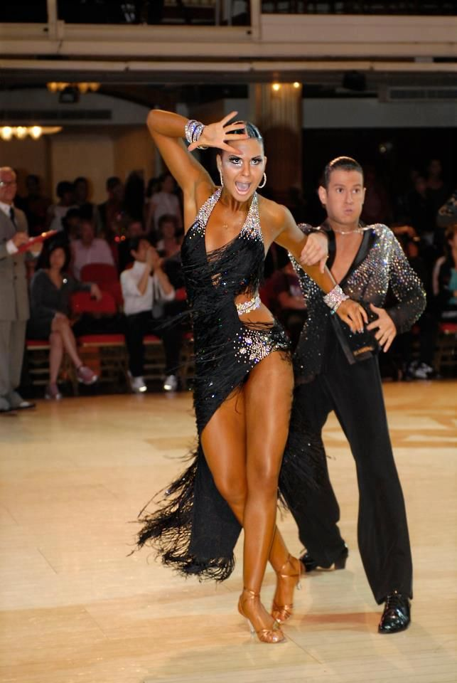 Kandy Kane: Dance Styles- Cha Cha Cha