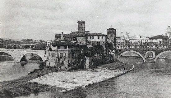 ISOLA TIBERINA 1934