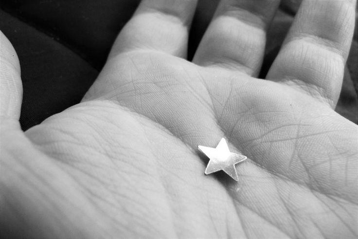 Jour 16 : Dans ma main ... une étoile! #Flow29jours