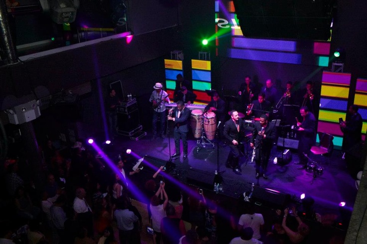Guayacan Orquesta at #stage48 #nyc #newyorkcity #livemusic
