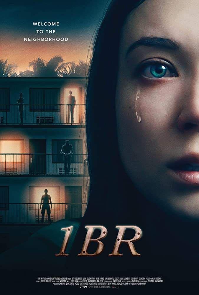 1br 2019 Horror Thriller Dir David Marmor Best Horror Movies Horror Movies Movies