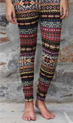 Image result for fair isle print street style