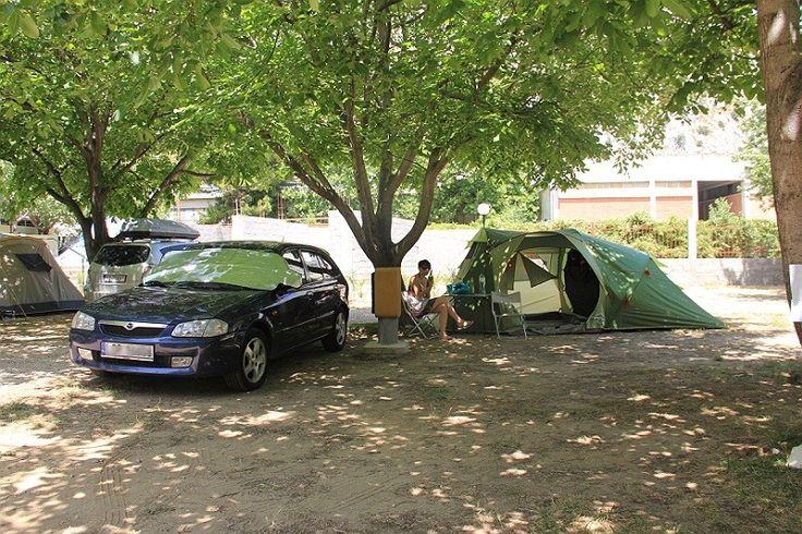 Camping in Croatia. Why go to Croatia with a tent #croatia