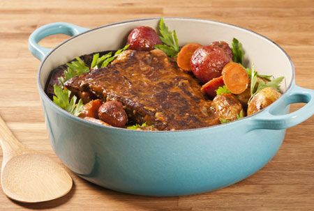 ... about Beef Recipes on Pinterest   Braised brisket, Beef and Meat