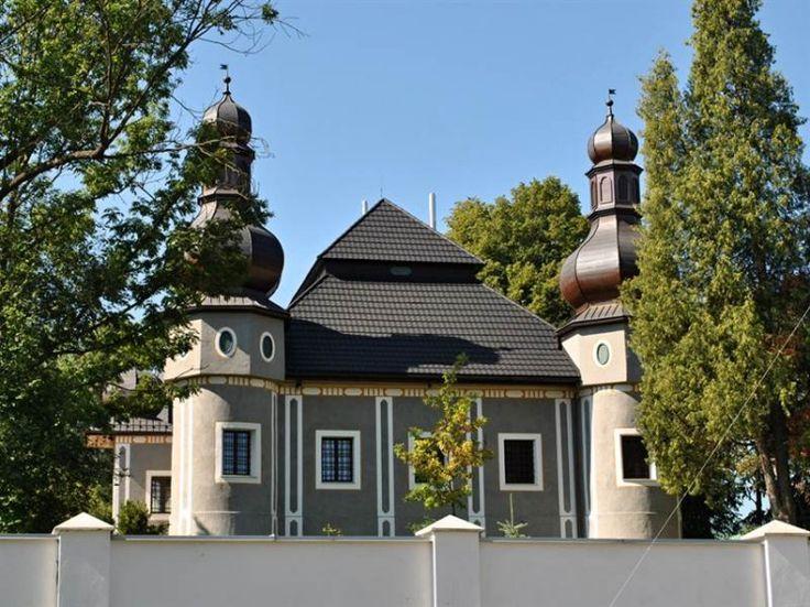 Netradičné kaštiele na strednom Slovensku, ktoré stoja za pozornosť –Liptovska Štiavnica