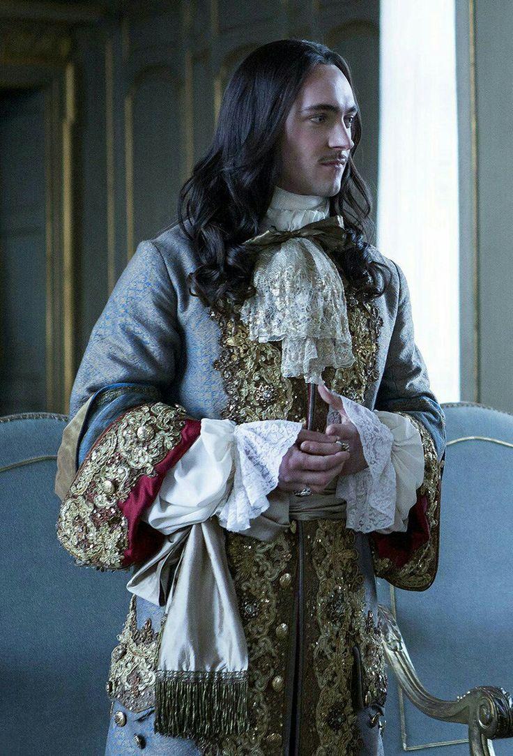 Versailles tv serie costumes!