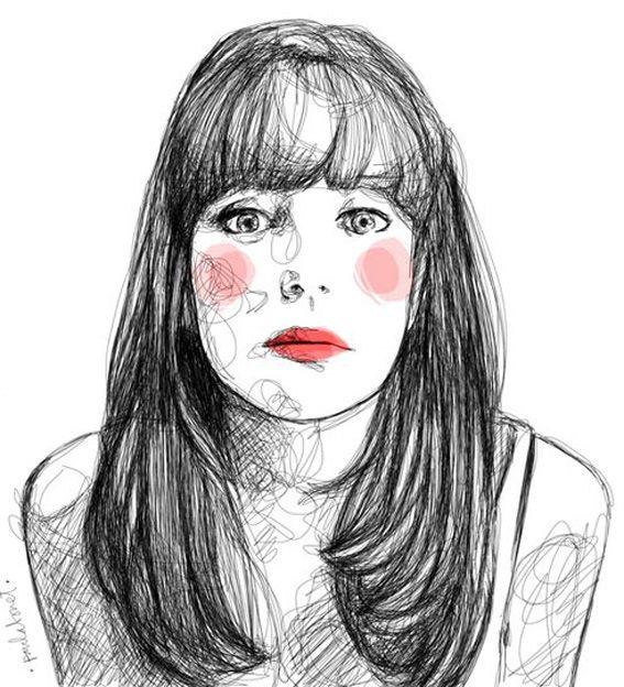Las chicas de Paula Bonet son hermosas · ¿Quieres ver más? www.gnomo.eu/paulabonet