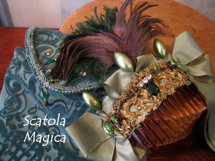 Acconciatura 1800, by Scatola Magica