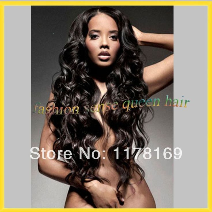 62 best hair weave images on pinterest make up black and brown 5a queen products long black virgin human hair brazilian silk top glueless full lace wigs for pmusecretfo Image collections