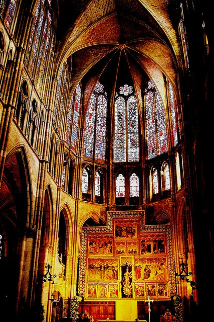 Cathedral of León, León, Castilla y León, Spain