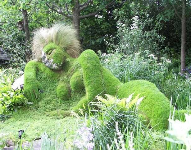 Grand Illusions - Optical Illusions - The Garden of Dreams