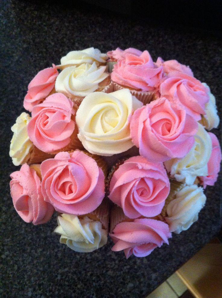 Mini Cupcakes Bouquet
