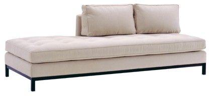 armless sofa Home Pinterest