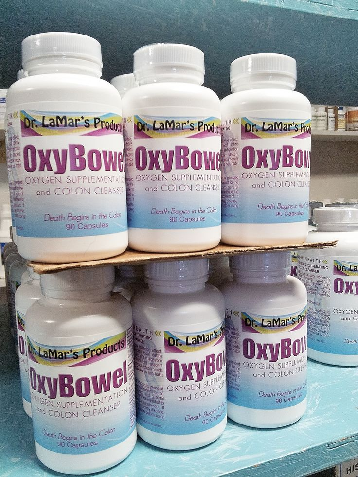 Softening Stool Oxybowel Has A Stool Softening Effect