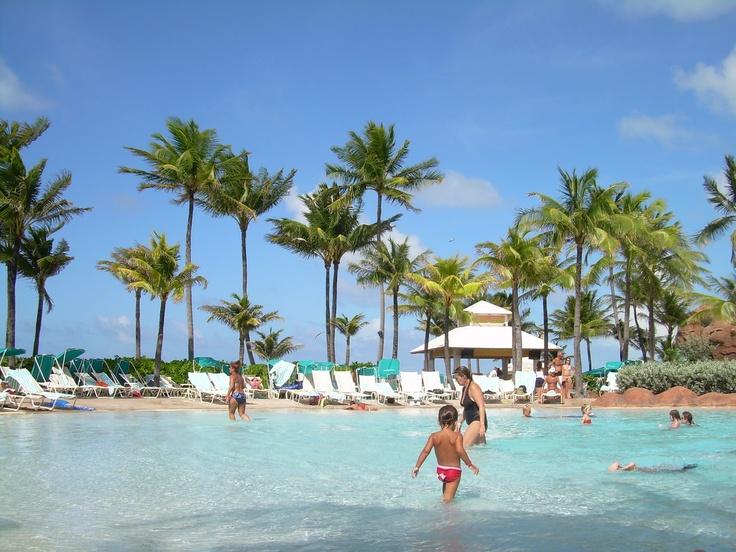 Sumergirme en las aguas de las Bahamas