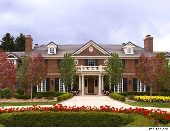 Payton Manning was bound to buy a big home ahead of his move to Denver. But we didn't think it would be THIS luxurious. See more photos  http://realestate.aol.com/blog/2012/07/12/peyton-mannings-5-million-denver-mansion-comes-fully-loaded/