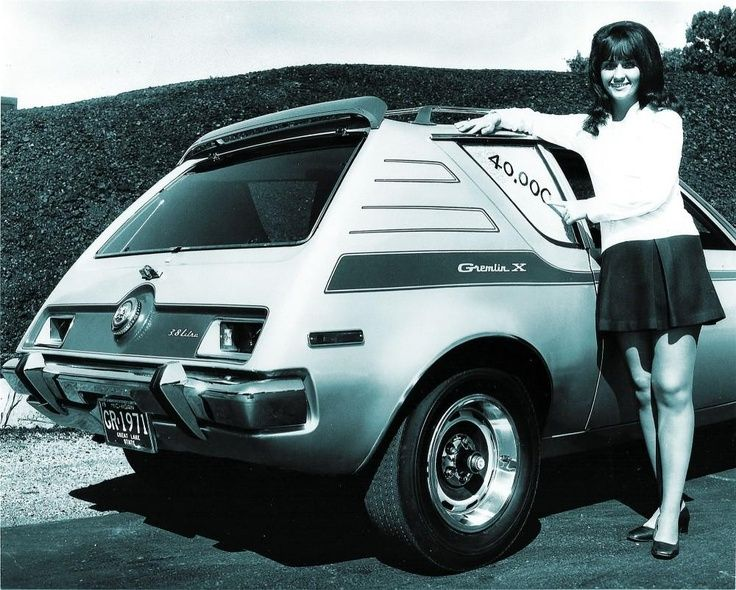 Amc Gremlin Auto Amp Girls Pinterest Amc Gremlin