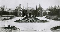 Bagthorpe Infirmary (now City Hospital site) Nottingham c.1910