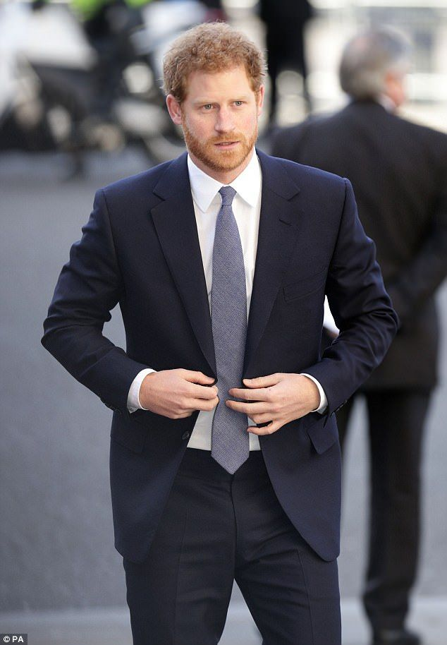 Prince Harry is on the guest list for Pippa's nuptials and will no doubt be delighted to have his girlfriend join him later in the day