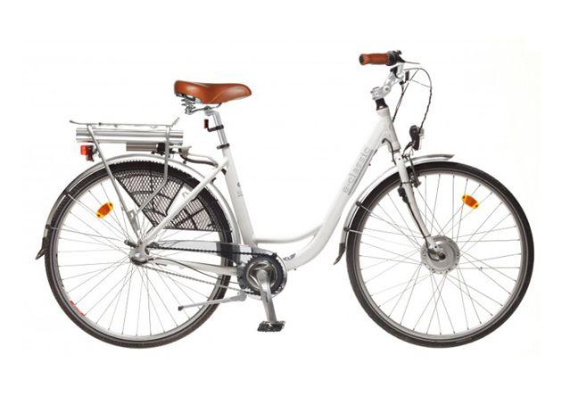 City Electric Bike