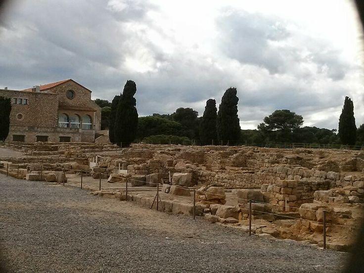 Ruinas de Ampurias.