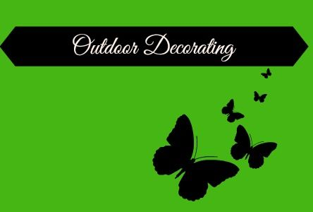 Here is the cover photo to my board about Outdoor Decorating.  A comfortable place to enjoy on a beautiful day.