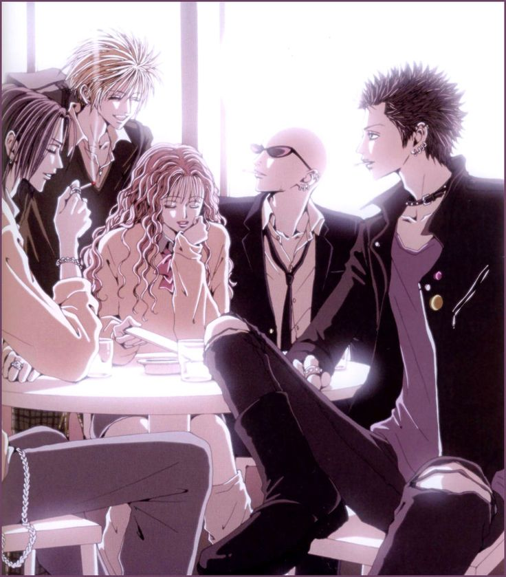Nana Manga Online: 25+ Best Ideas About Yandere Anime On Pinterest