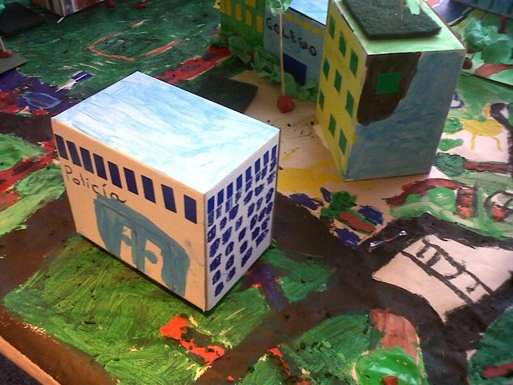 La primera ciudad de los talleres de urbanismo y arquitectura en Valdebebas para niños de primaria de colegios de Madrid, con Chiquitectos.