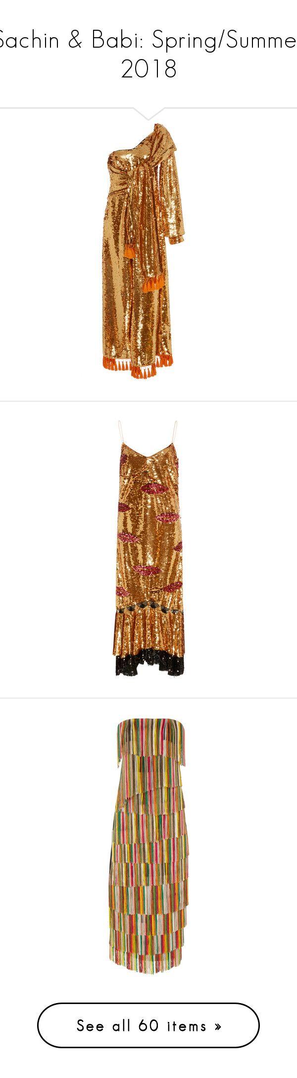 """Sachin & Babi: Spring/Summer 2018"" by livnd ❤ liked on Polyvore featuring SACHINANDBABI, livndfashion, livndsachinandbabi, springsummer2018, dresses, midi dress, one sleeve cocktail dress, off one shoulder dress, one shoulder dress and one shoulder sequin dress"