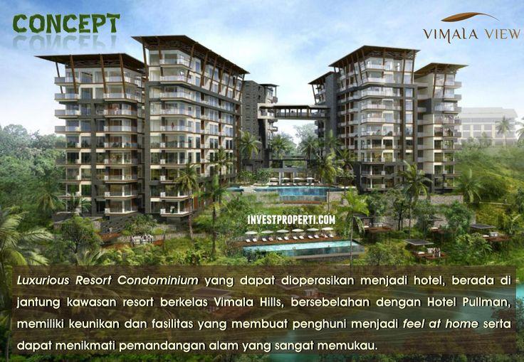 Vimala View Condominium @ Vimala Hills Bogor