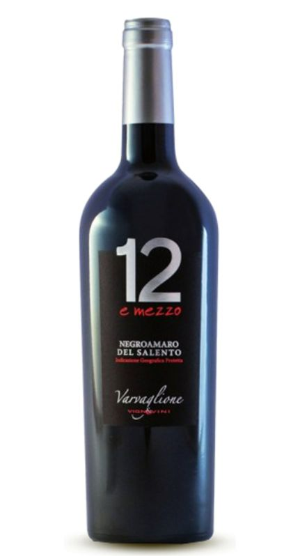 Varvaglione 12 e Mezzo Negroamaro del Salento IGP 2012—rich but easy at 12.5% alcohol, this purebred from Puglia balances the heady sweetness of a concentrated balsamico tradizionale with the tartness of red currants and an intriguing hint of haricot vert; excellent company for rich foods featuring tomatoes and caramelized onions; PLN 42 from Wielkie Wina Włoskie