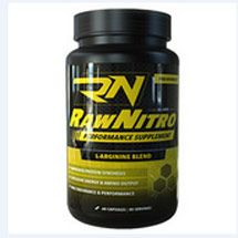 Raw Nitro Review - Is This Muscle Enhancer Really Work?