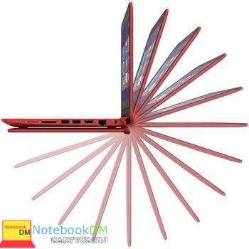 Notebook 2 em 1 HP Pavilion x360 11-n026br vem acompanhado por 4GB 500GB LED 11,6 Polegadas em Touchscreen