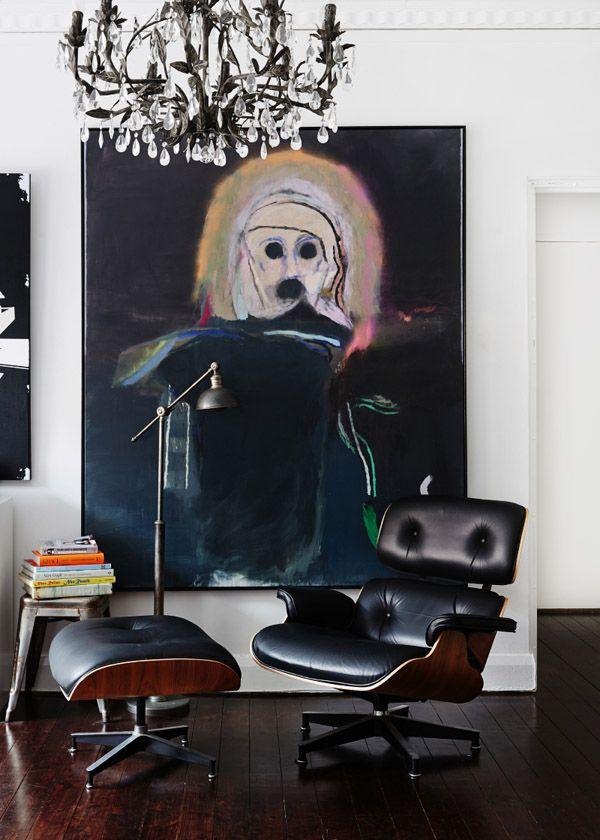 Paul Davies and Sarah's apartment in Sydney