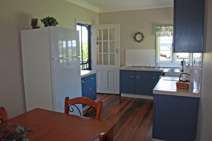#OldHillsideHomestead #Accommodation #Kitchen #Pokolbin #HunterValley