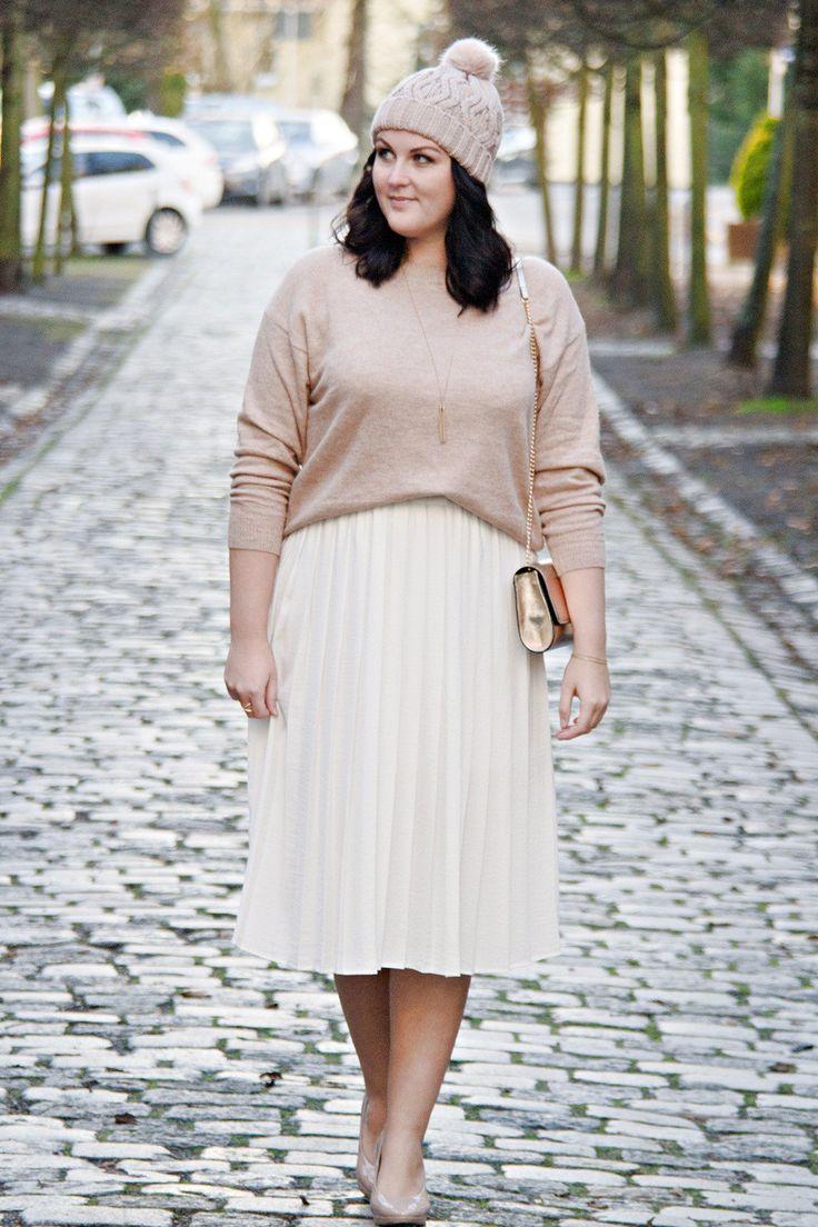 Styling-Tipps für Mollige und Mode, die schlank macht: So sehen eure Kurven umwerfend aus!