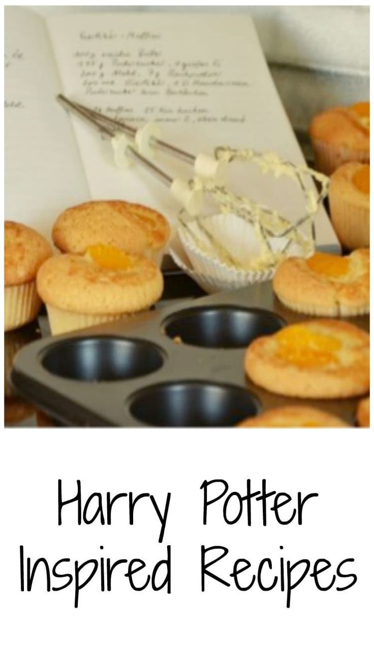 harry potter inspired recipes, butterbeer cupcakes, wobbly chocolate frogs and mrs weasleys english toffee