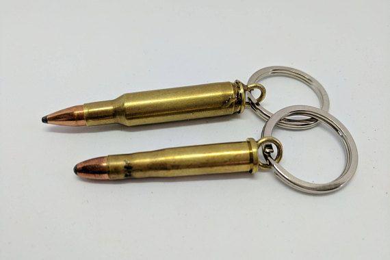 Bullet Keychain for outdoorsmen  223 or 22 hornet
