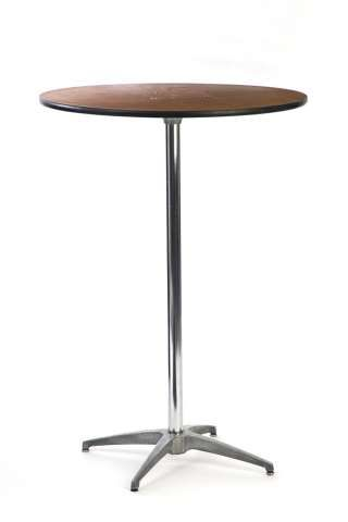 30'' Round Cocktail Table - $11.00 each